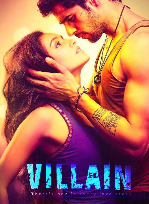 Watch Ek Villain (2014) Non Retail DVDRip Hindi Full Movie Watch Online Free Download