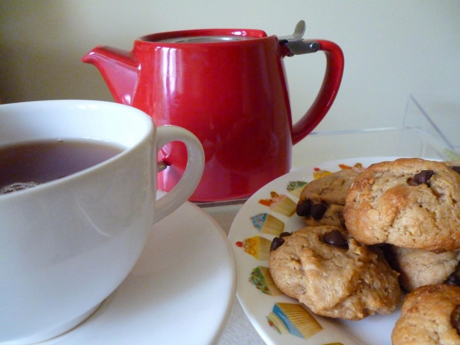 Recipe for Vegan Cookies Peanut Butter and Banana