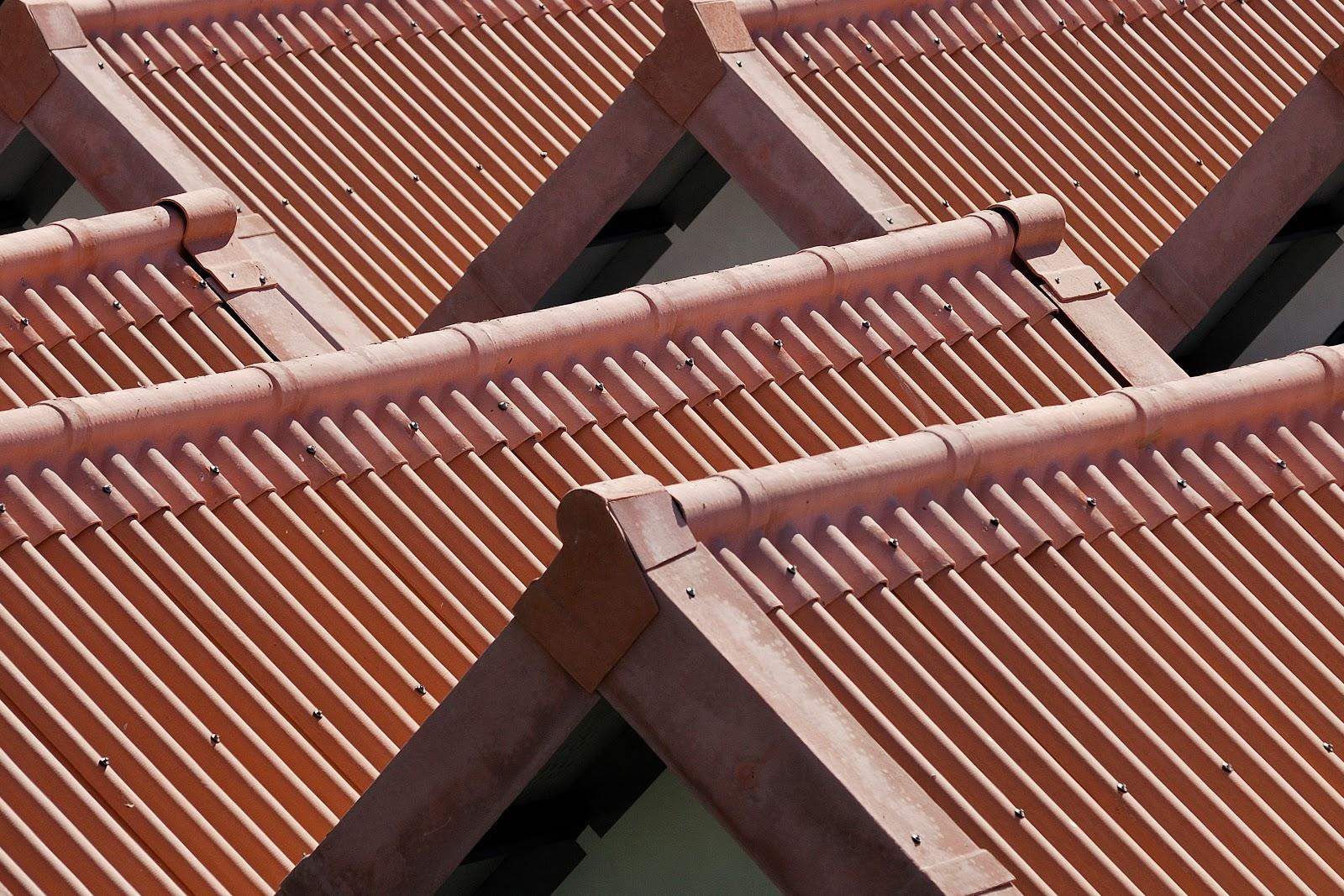 Emblanco fotograf as tejados sin tejas for Tejados sin tejas