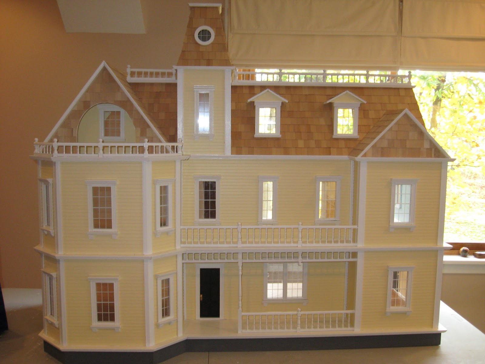 Little Darlings Dollhouses Finished Dollhouses For Sale