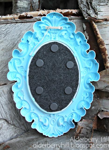 1 pm015 DIY: Chalkboard Magnet
