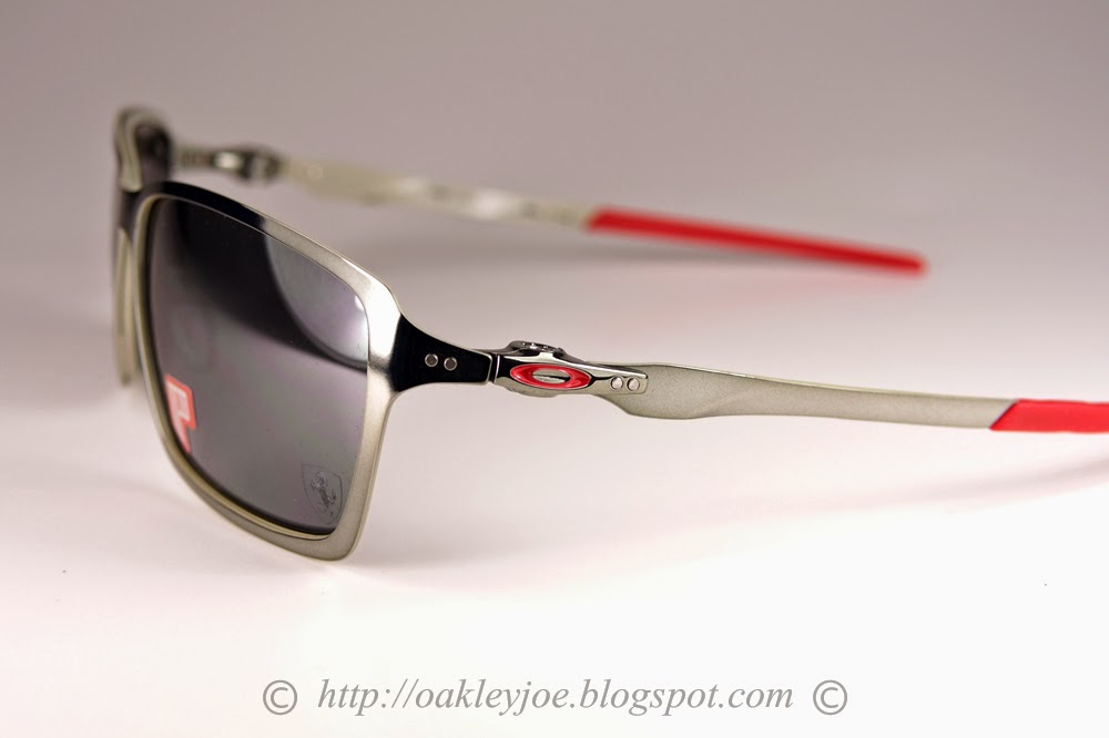 6584ffa292c oakley tincan ferrari carbon. Singapore Oakley Joe  39 s Collection SG   Tincan and Tinfoil