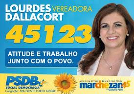 Lançamento da Campanha Lourdes Dallacort  2016