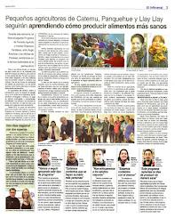 proyecto huertos familiares PRODESAL 2015