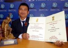 Tenzing Norgay National Adventure award to Darjeeling boy