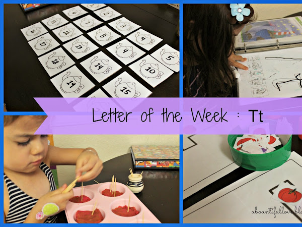 Letter of the Week : Tt