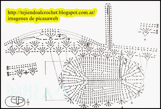 TEJIDOS A CROCHET - GANCHILLO - PATRONES: 1/10/14 - 1/11/14