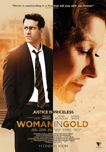 Woman in Gold (BRRip 720p Dual Latino / Ingles) (2015)
