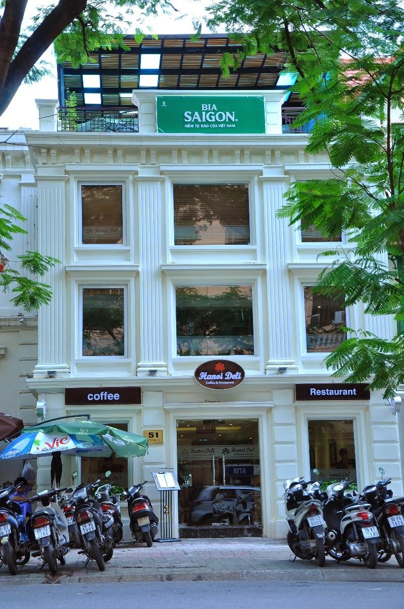 Nhà hàng Ha noi Deli
