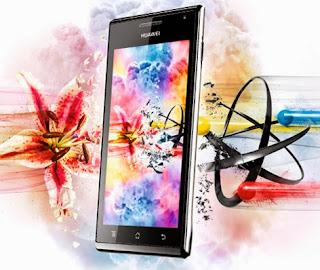 Huawei Ascend P1 Android Dual Core Kamera 8 MP Harga 1.9 Jutaan