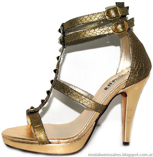 Zapatos y sandalias moda primavera verano 2014