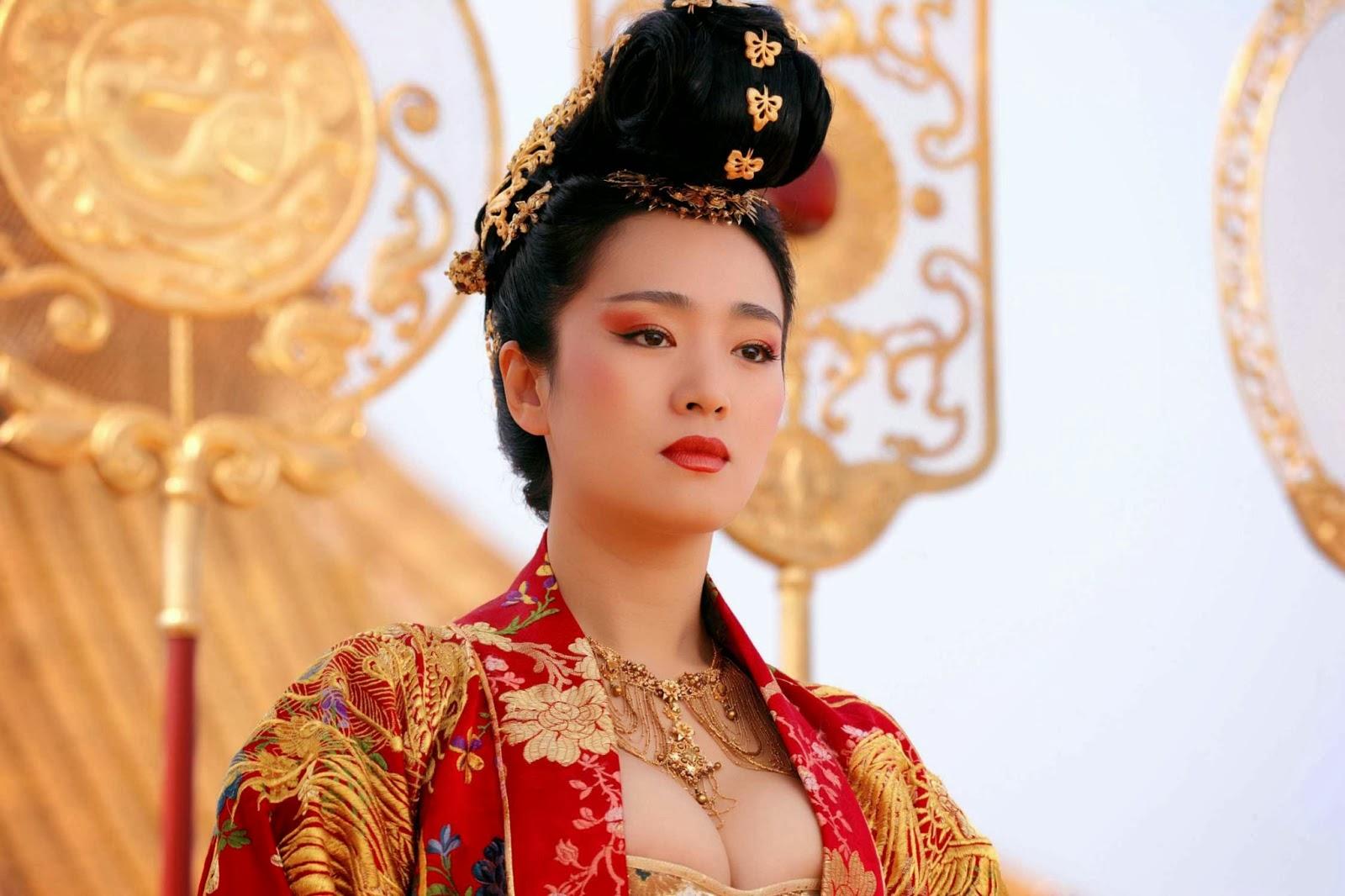 HD Wallpapers: Gong Li HD Wallpapers