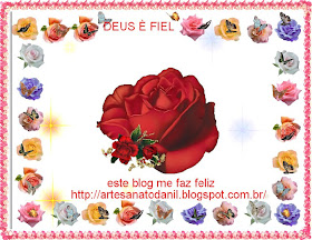 Selinho do blog da Nil