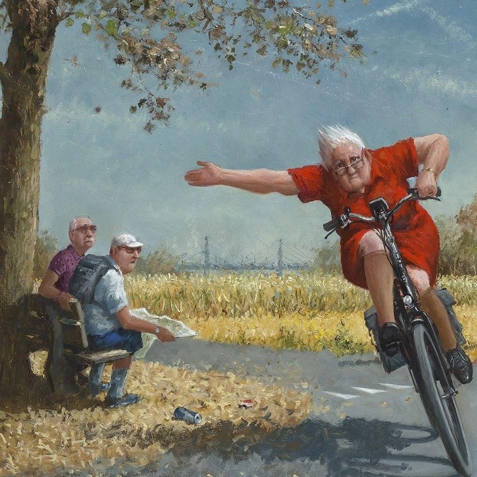 Marius van Dokkum Tutt Art