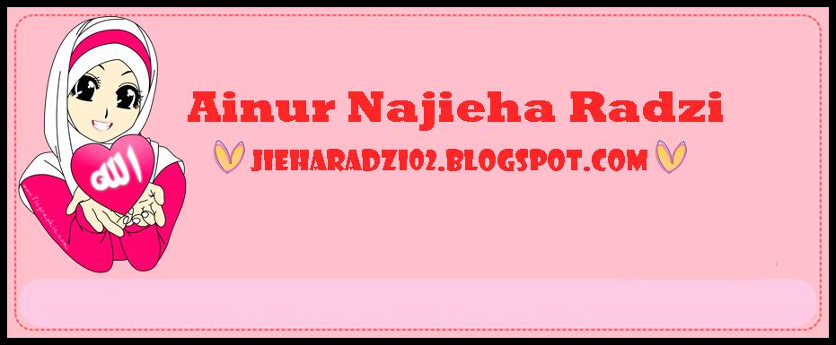 Ainur Najieha Radzi