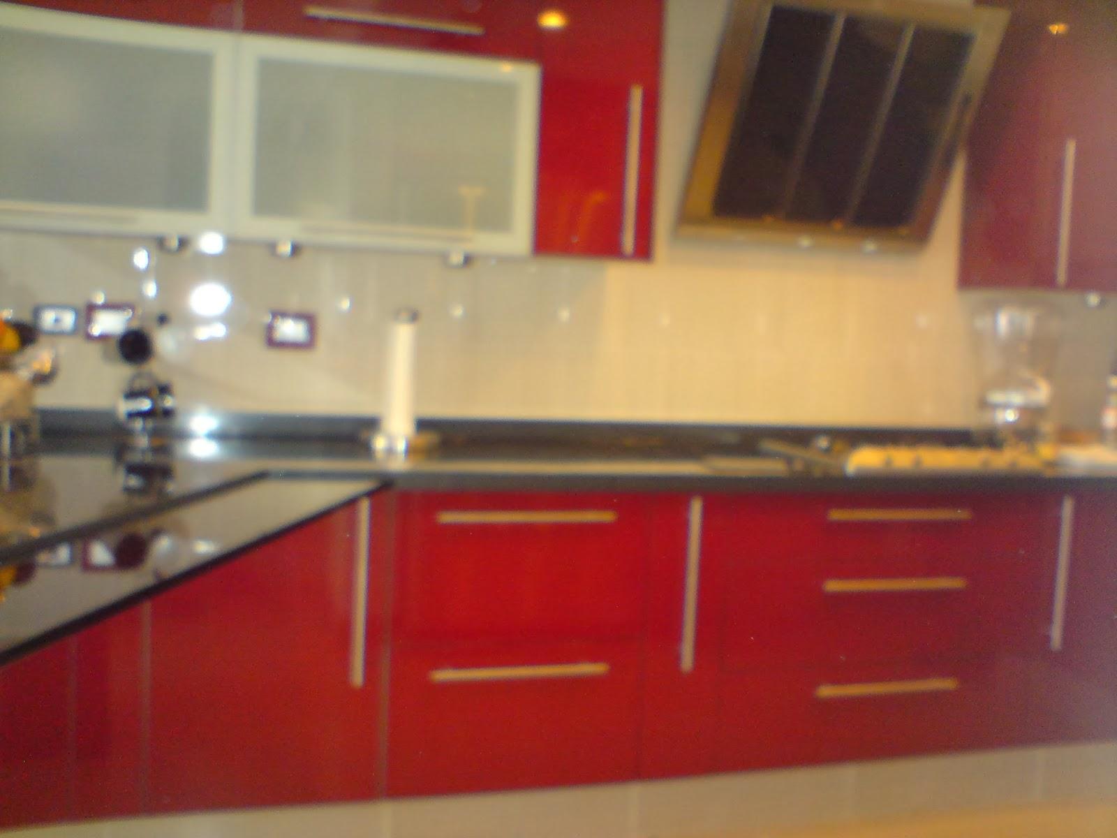 Dise o en cocinas integrales galeria cocinas material for Granitos nacionales para cocinas
