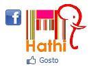 A Hathi está no facebook!