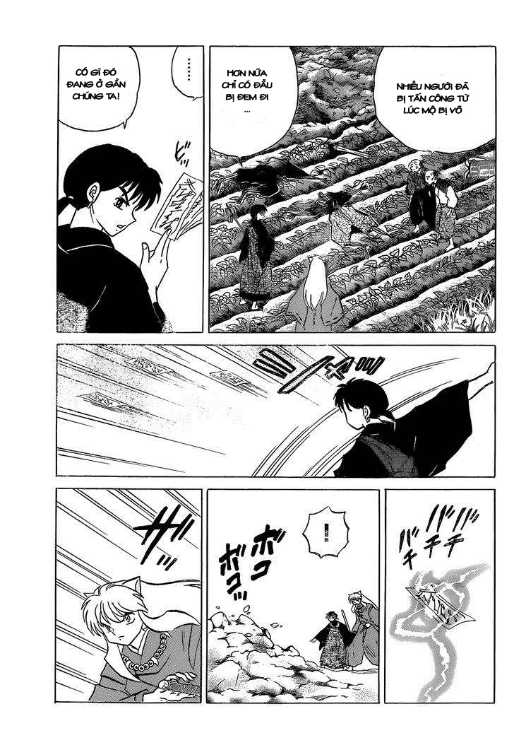 Inuyasha-Khuyển Dạ Xoa-Bản Đẹp chap 525 – extra Trang 5