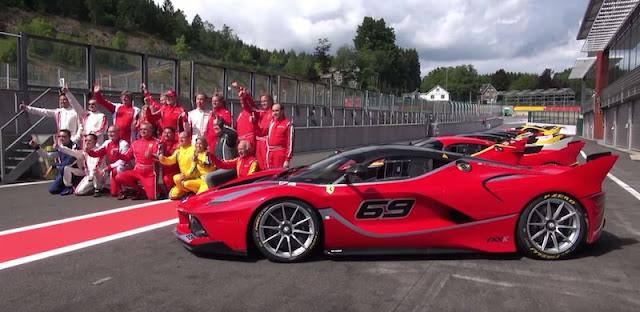 フェラーリ XX