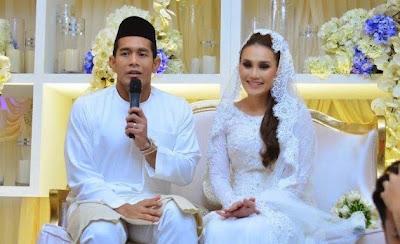 9 Fakta Menarik Tentang Perkahwinan Fahrin Ahmad Elena Eleas Yang Tidak Diketahui Ramai