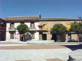 Pueblos de toledo con encanto blog cultural santa for Muebles santa cruz de retamar