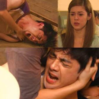 Shaina Magdayao plays a devoted wife to a comatose husband (Bryan Santos) in MMK