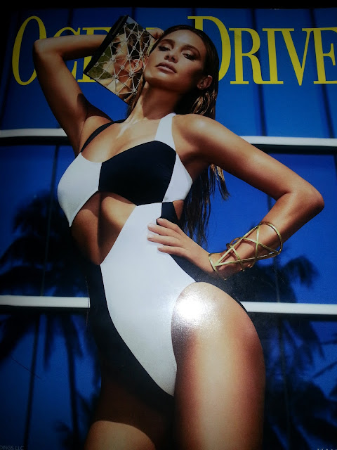 Ocean Drive Magazine Celebrates July/August 2013 Swim Issue with Cover Star, Hannah Davis