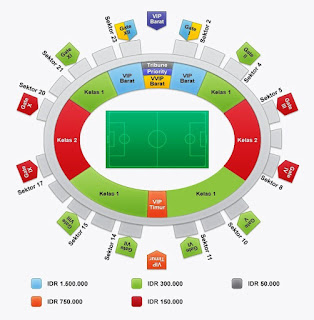 harga tiket indonesia vs belanda
