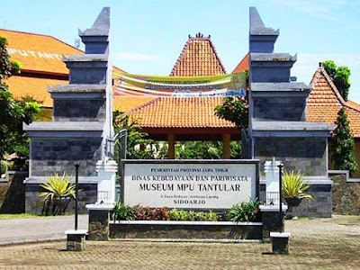 Museum Mpu Tantular dengan berbagai koleksinya