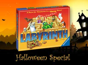 gioco Ravensburger Labyrinth