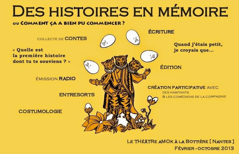 Des Histoires en Mémoire