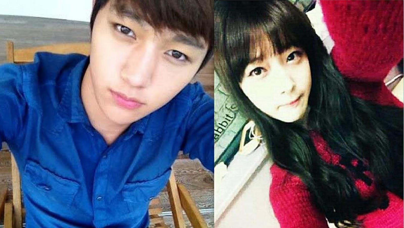 Myungsoo s girlfriend 2015 best