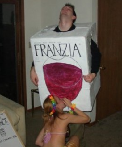 Humorous Costumes - Funny Halloween costumes,