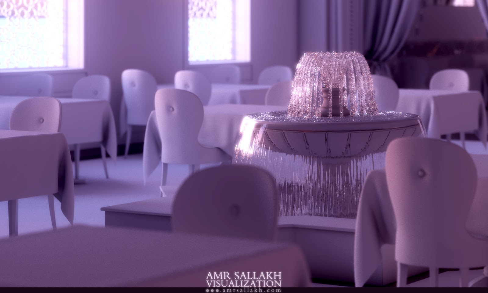 arabic restaurant design | amr sallakh