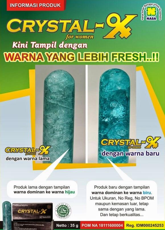 Cara Membedakan Crystal Yang Asli dan Palsu!