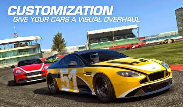 Real Racing 3 2.4.0 Apk