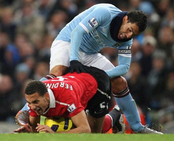 Fotos tiradas no momento exato - Jogo futebol