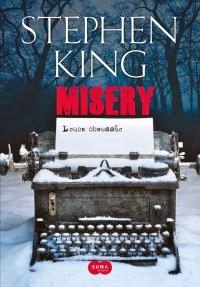 Joana leu: Misery, de Stephen King