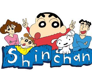 shin chan dibujos divertidos