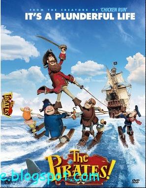 หนังฟรีhd the pirates band of misfits กองโจร