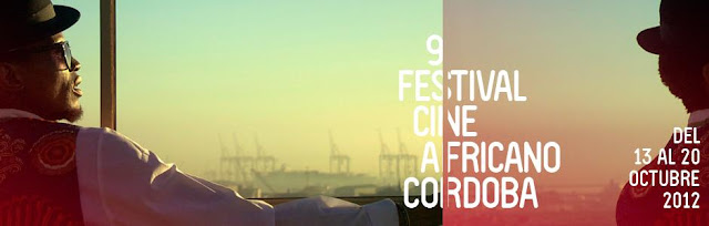 Texto de la imagen: 9º Festival Cine Africano. Del 13 al 20 de octubre 2012
