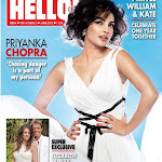 Priyanka Chopra on the Cover of Hello! Magazine Scans Pics