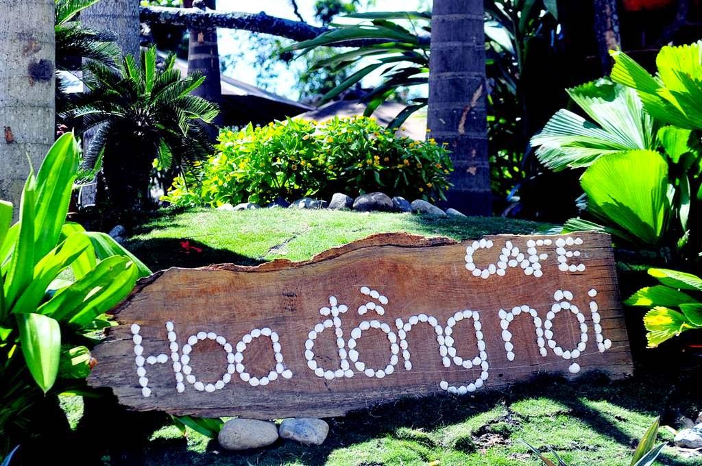 Cafe Hoa Đồng Nội - Nha Trang