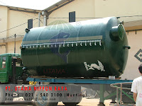 FRP Reactor Tank