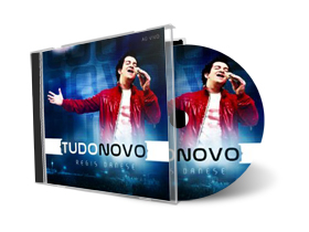 Download   CD Regis Danese: Tudo Novo