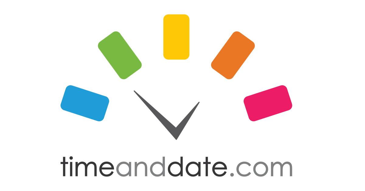 www.timeanddate.com
