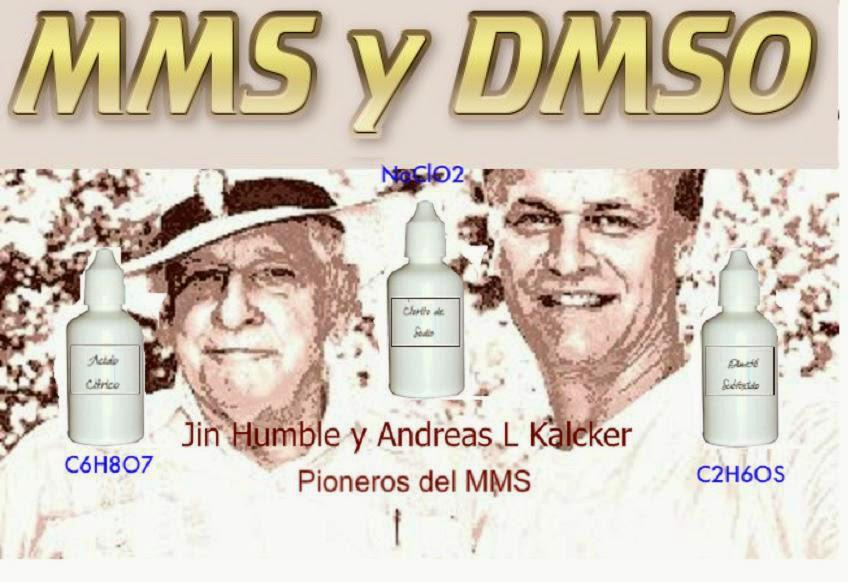 MMS y DMSO