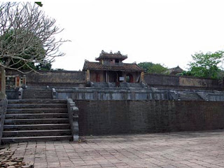 Imperial Tomb of Thieu Tri Hue