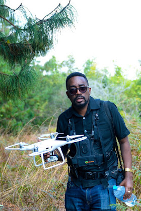 Drone  Phantom 4 Pro +