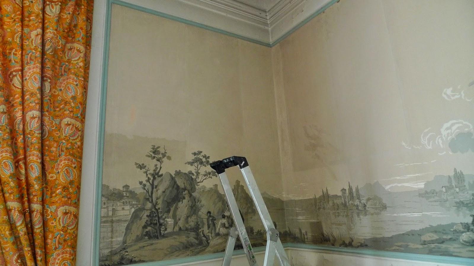 Papier peint Declik Deco - Papier Peint Imitation Moulure